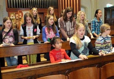 MM-kidzz-kerk, jeugdkoor, jeugdkoren