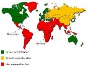 derde wereld